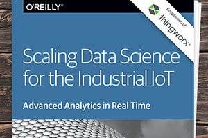 Scaling Data Science for Industrial IoT–Advanced Analytics in Real Time