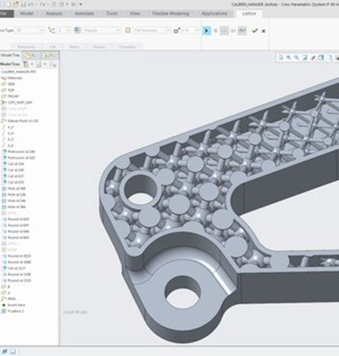 Create complex variable lattice structures with ease