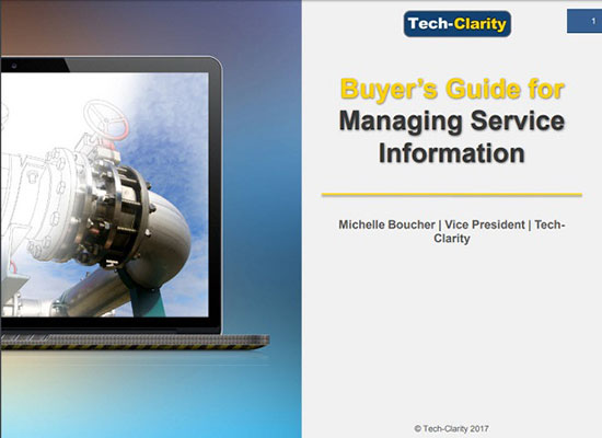 Buyer's Guide: Service Information Management