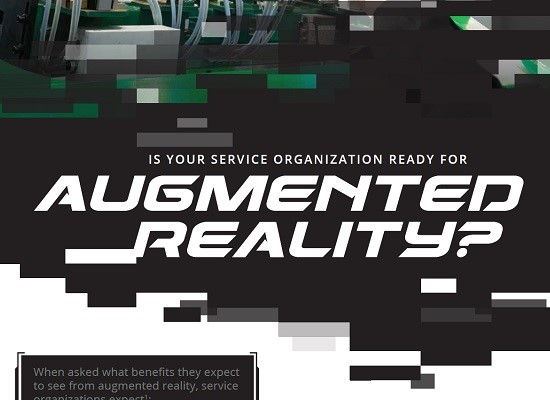 Infographic: Is Your Service Organization Ready for Augmented Reality?