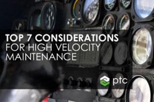 Top 7 Considerations for High Velocity Maintenance