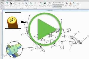 Creo Illustrate Delivers Task-Based Graphical Content