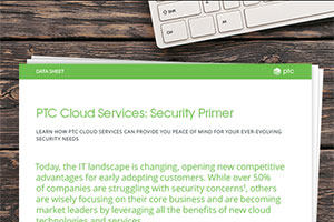 PTC Cloud Security Primer