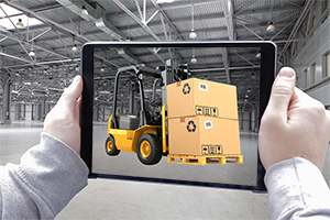 Industrial augmented reality for sales and marketing