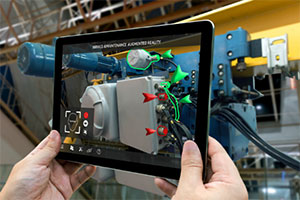 Delivering Operational Excellence in Field Service with AR