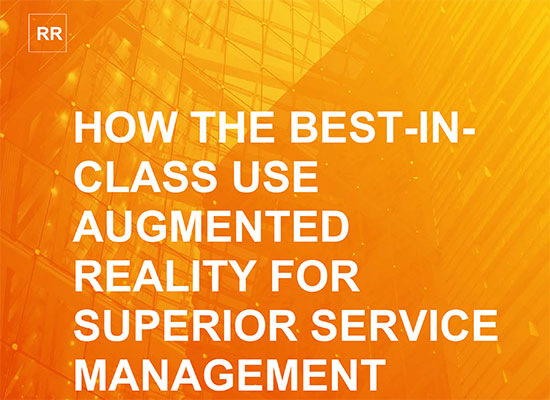 How Best-in-Class Use AR for Service Management White Paper