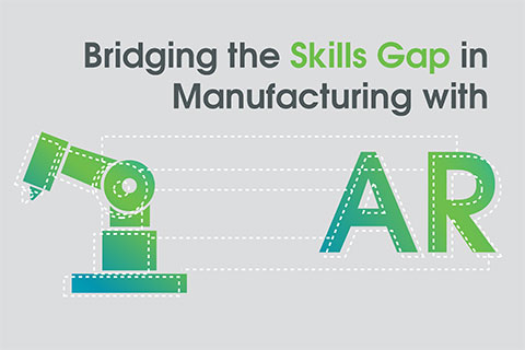 Bridging the Skills Gap in Manufacturing with AR
