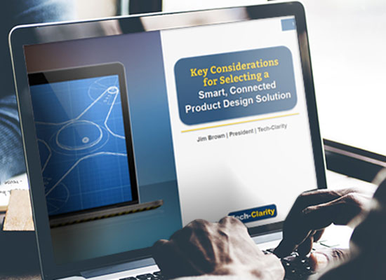 Key Considerations for Selecting a Smart, Connected Product Design Solution eBook