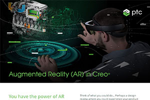 Augmented Reality in Creo datasheet