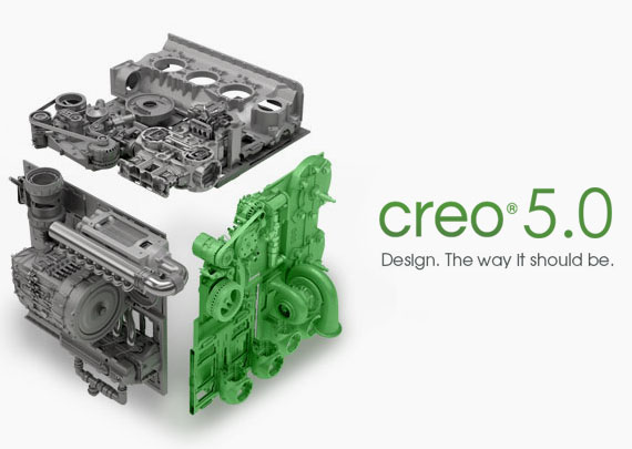 3d cad software creo ptc for Cad 3d free italiano