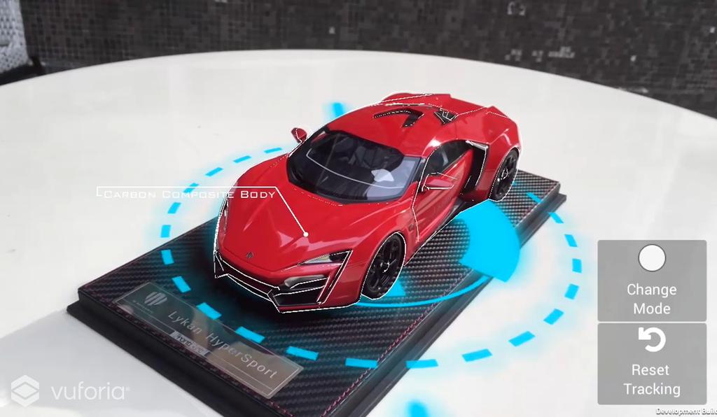 Модель автомобиля Lykan