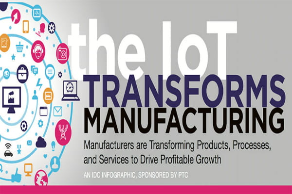 L'IoT transforme la fabrication
