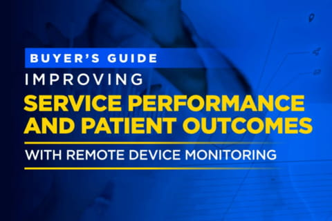 Improving Service Performance and Patient Outcomes with Remote Device Monitoring