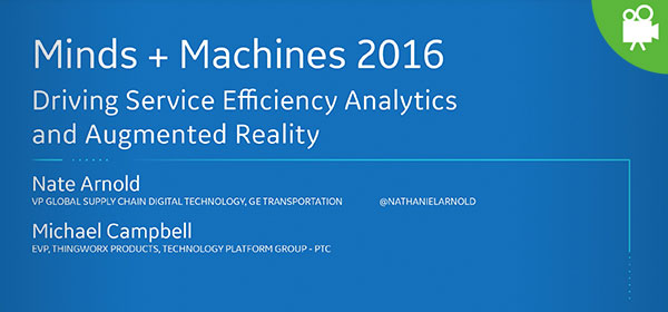 Driving Service Efficiency with Analytics and AR