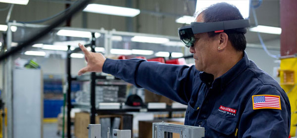 BAE Systems Leverages the Power of Mixed Reality With Microsoft and PTC