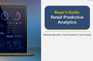 Retail Predictive Analytics Buyer's Guide