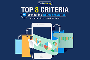 Retail predictive analytics buyer checklist