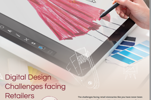 Top Six Digital Design Challenges Infographic