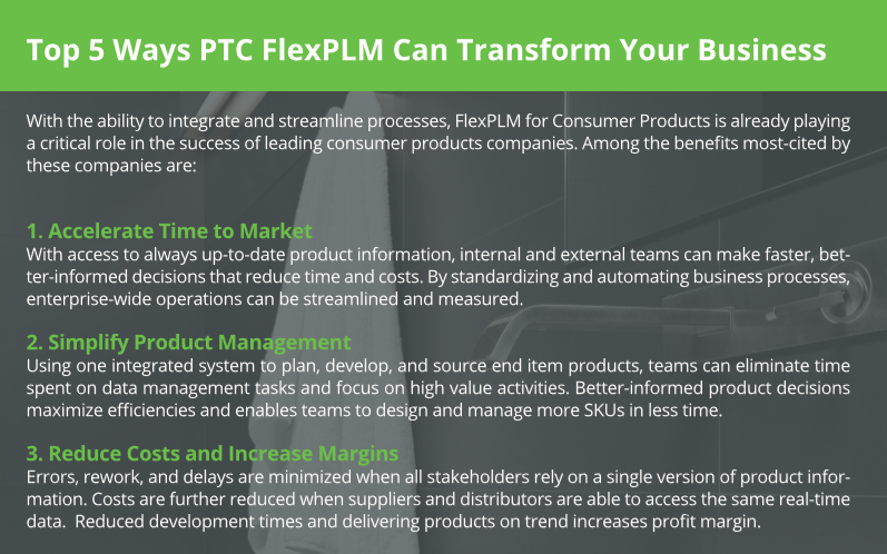 transform business with flex plm