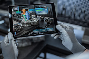 Closing the Industrial Skills Gap with Industrial AR