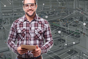 Discover the difference that digital work instructions can make in the life of factory workers