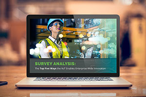 Survey Analysis: The Top Five Ways the IIoT Enables Industrial Innovation