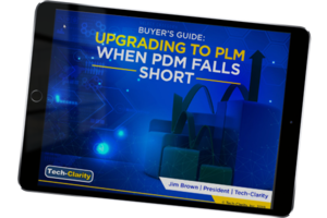 Tech-Clarity upgrade to PLM