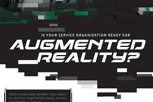 Infographic: Is Your Service Organization Ready for AR?