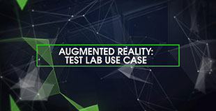 Augmented Reality Test Lab Use Case
