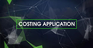 BOM Costing Application