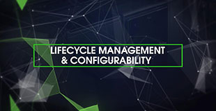 Lifecycle and Process Management and Configurability