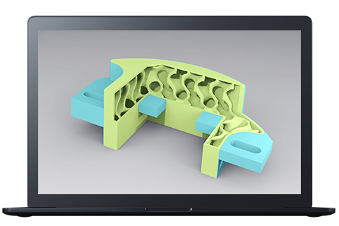 Additive manufacturing with PTC Creo