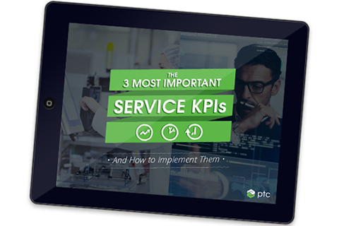 Implement key service KPIs for medical device makers