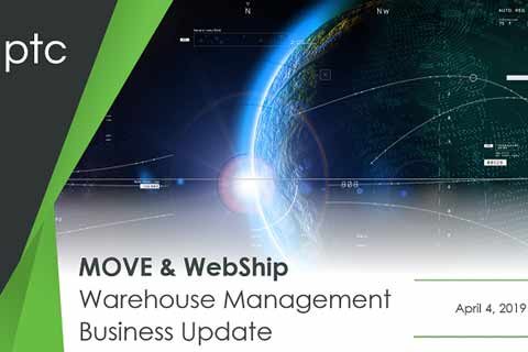 MOVE Warehouse Management System (WMS) | PTC