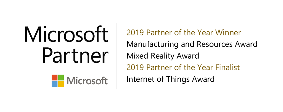 Microsoft Partner of The Year