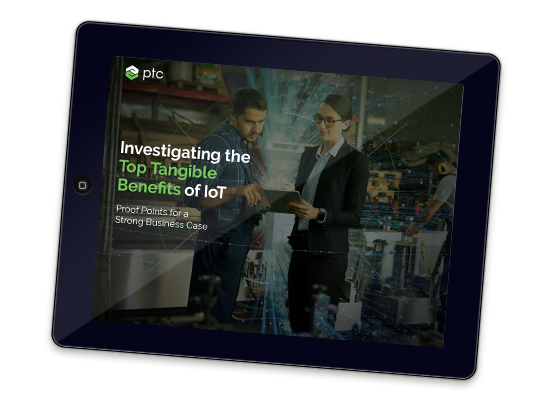 Benefits of IoT solutions