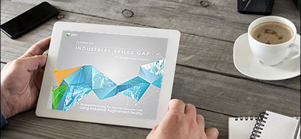 Closing the Industrial Skills Gap with Industrial Augmented Reality