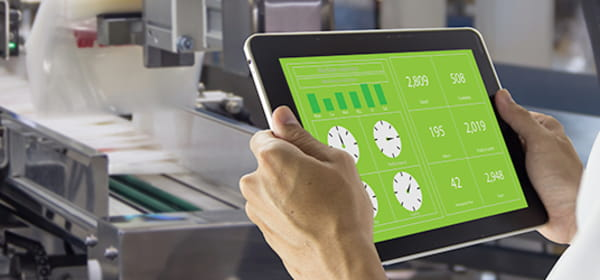 remote condition monitoring tablet data insights