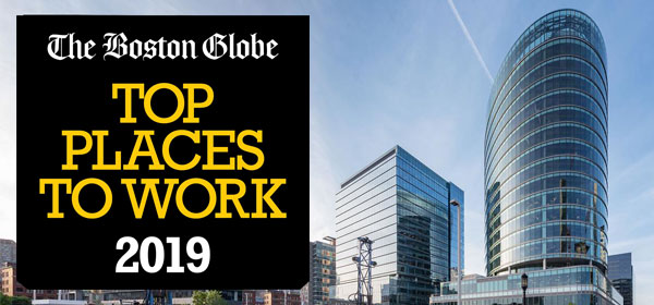 PTC Named a Top Place to Work for Third Consecutive Year