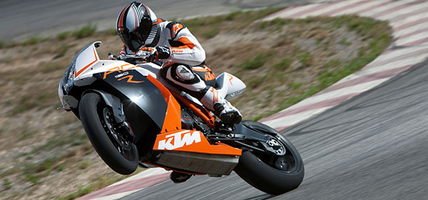KTM Drives for Constant Innovation