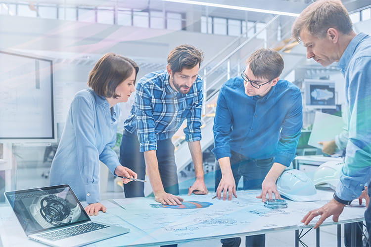 Empower Teams to Collaborate and Build Complex Products