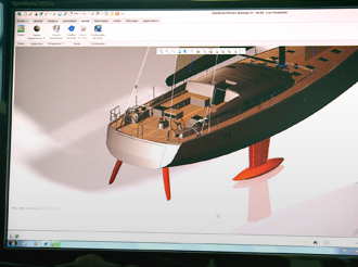 computerized boat image