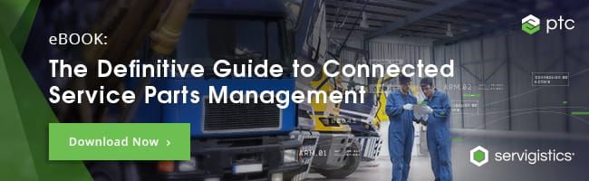 Read: The Definitive Guide to Connected Service Parts Management
