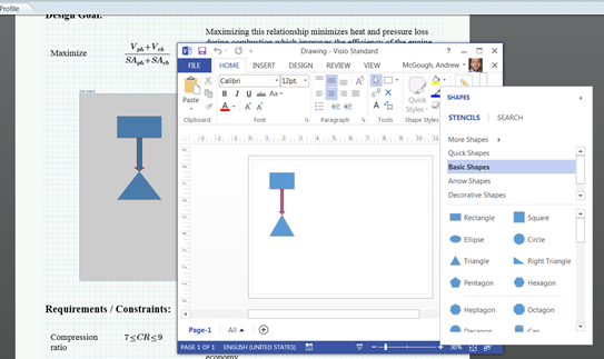 Improvements In Ptc Mathcad Prime 40 Tristar Cad Plm Product. Mathcad With A Visio Diagram Embedded. Worksheet. Mathcad Worksheet Exle At Mspartners.co